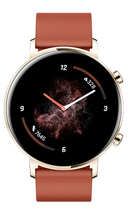 HUAWEI Watch GT 2 Chestnut Red