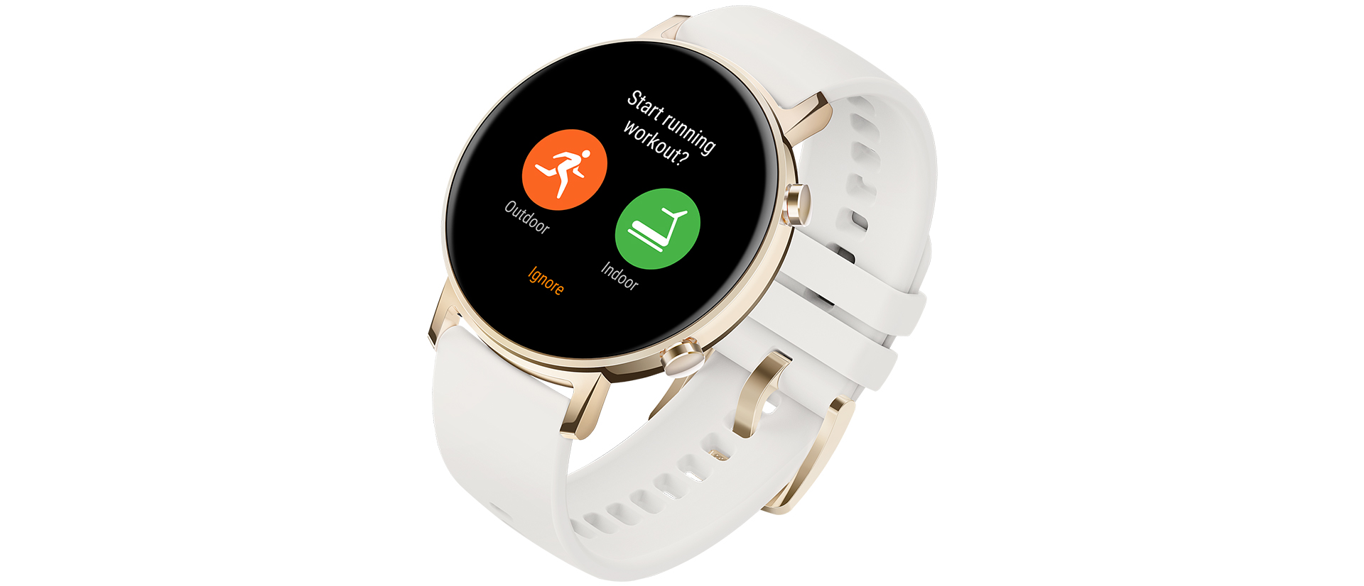 HUAWEI Watch GT 2 Automatic Workout Detection