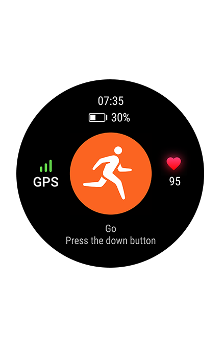 HUAWEI WATCH GT2 Smart Workout Partner