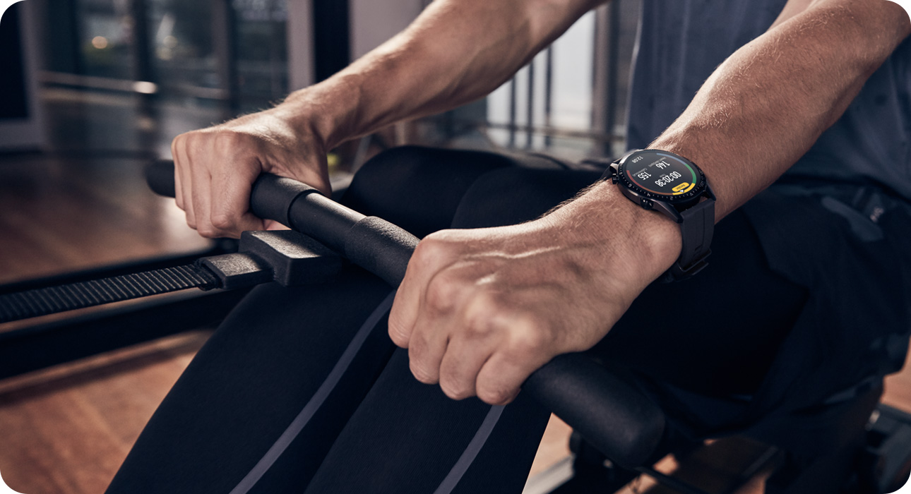HUAWEI WATCH GT2 Indoor Sports Mode
