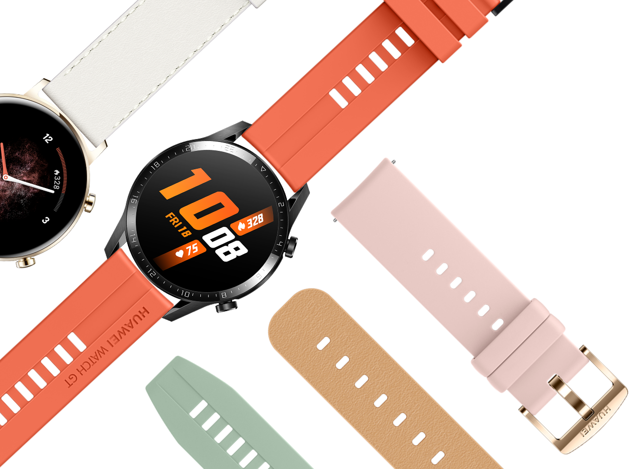 HUAWEI WATCH GT Series Straps