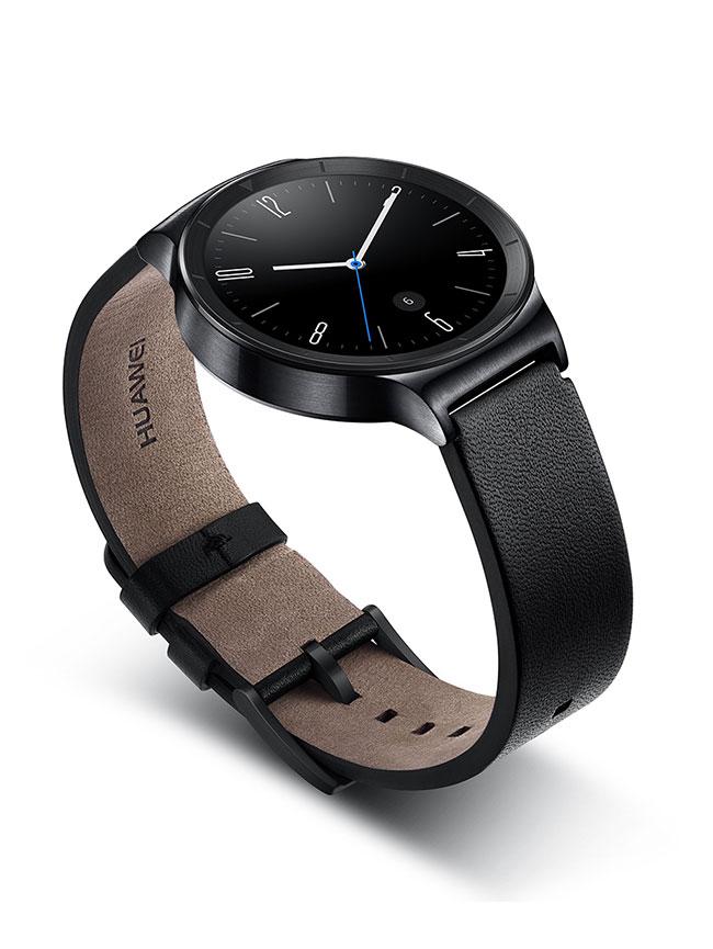 Изюминкой huawei watch можно считать именно дизайн.