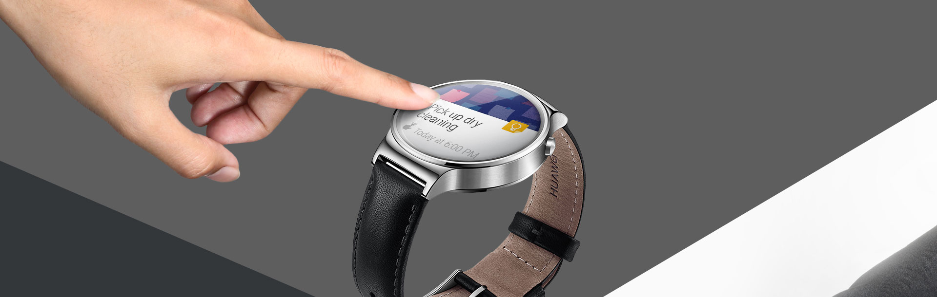 ALL THE POWER OF ANDROID WEAR™