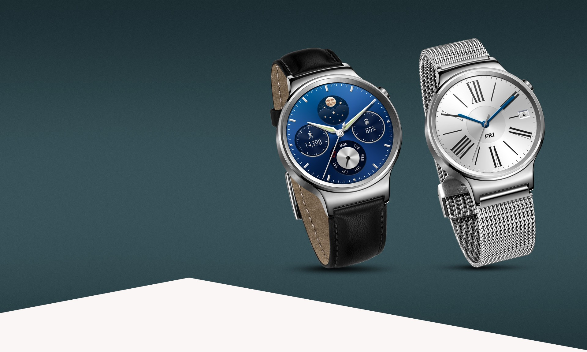 HUAWEI WATCH - Wearables & Smart Watch | HUAWEI Philippines