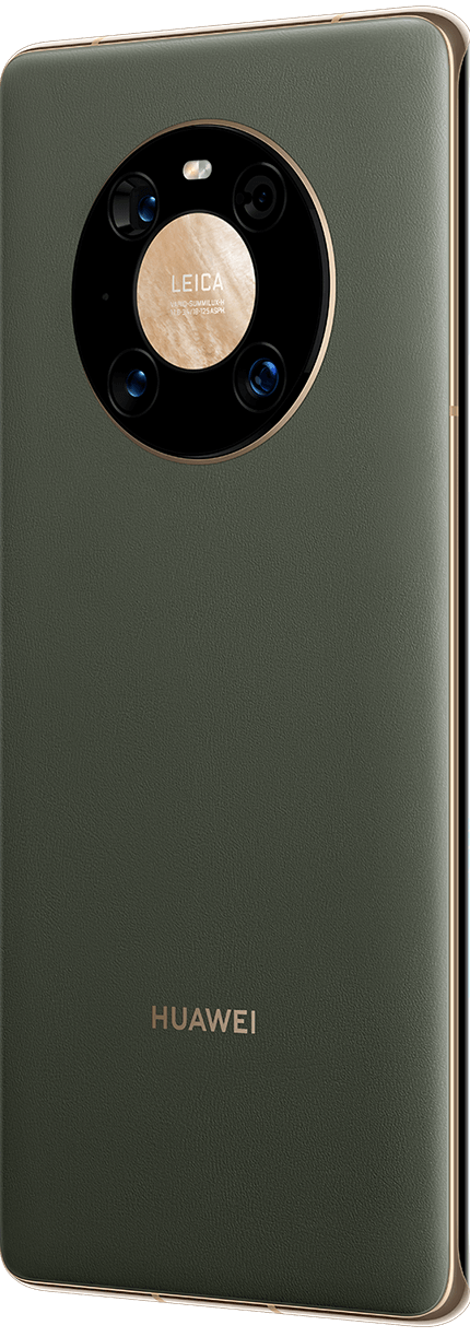 HUAWEI Mate 40 Pro Olive Green Front