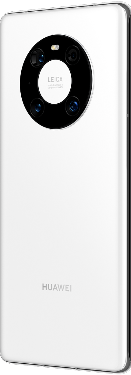HUAWEI Mate 40 Pro White Front
