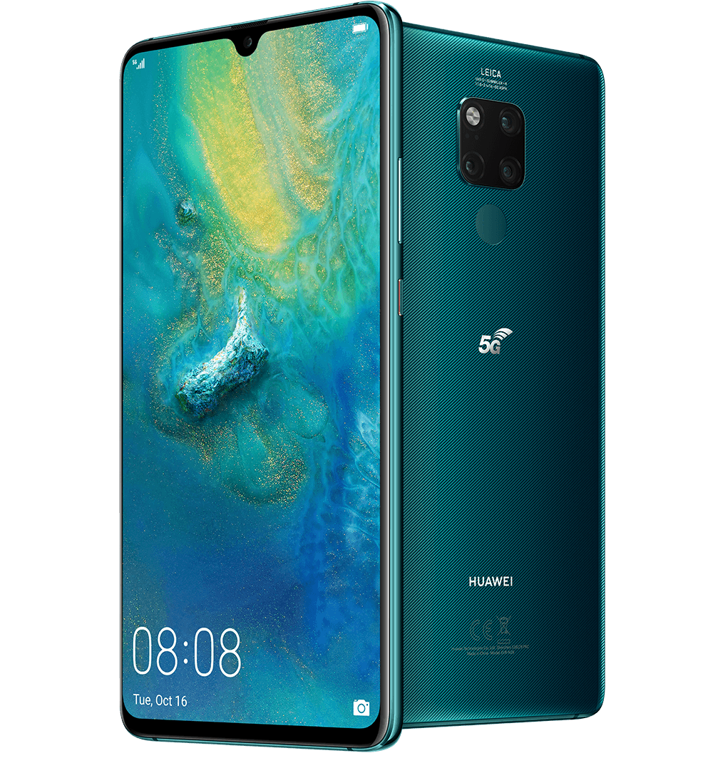 HUAWEI Mate 20 X (5G) Released