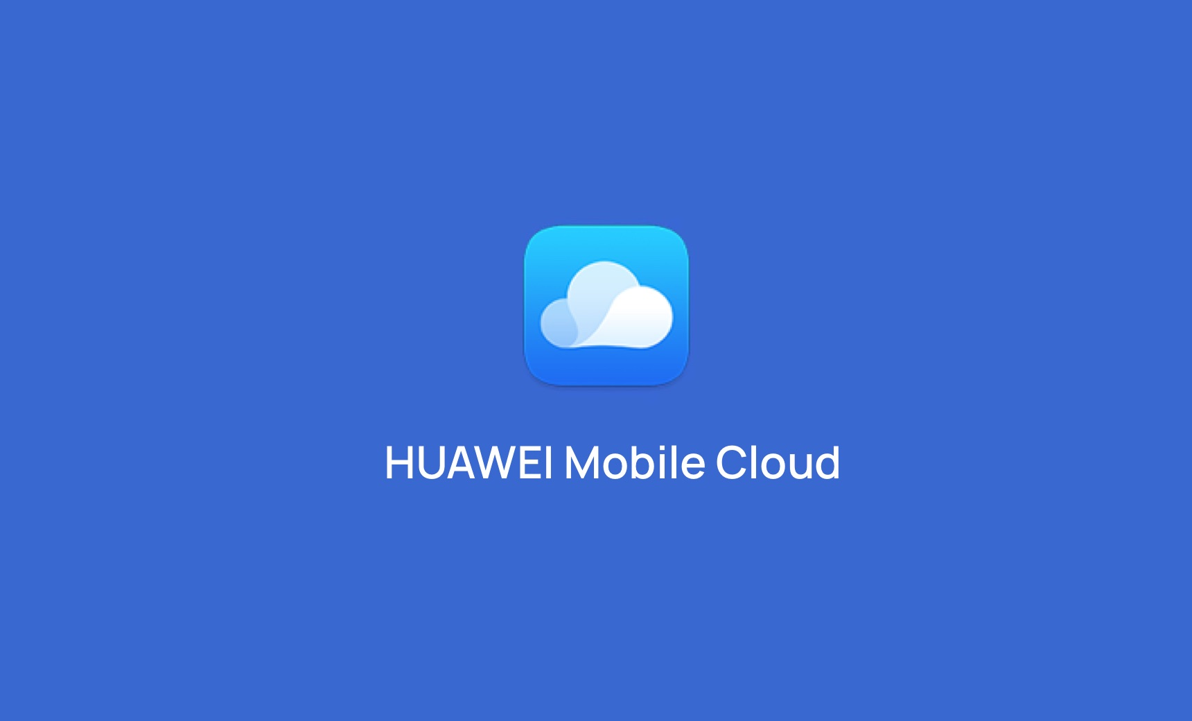 sustainability - Privacy - Huawei mobile cloud service - HiCloud