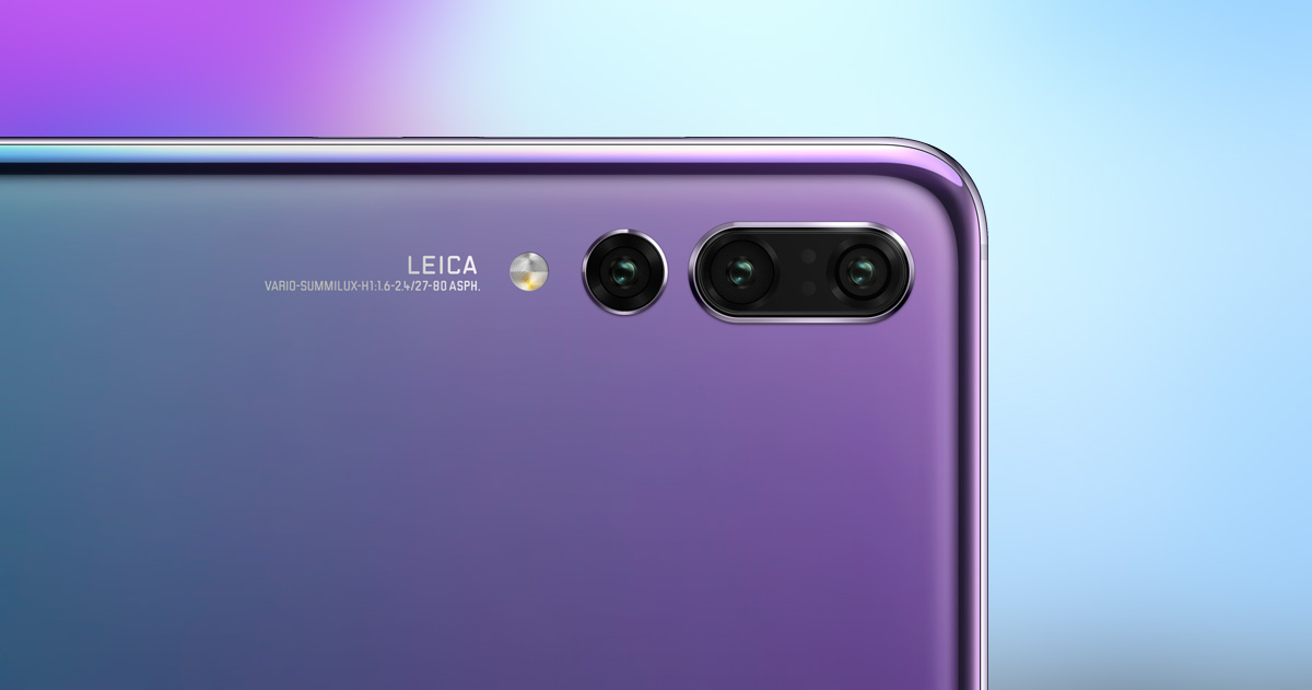 Professional Phonetography at anytime on HUAWEI P20 Series
