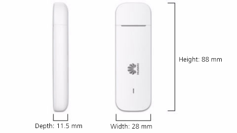 E3372 HUAWEI pocket WiFi dongles specifications | HUAWEI Global