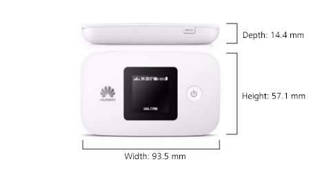 Huawei Mobile Broadband E5377 Specifications Huawei Global