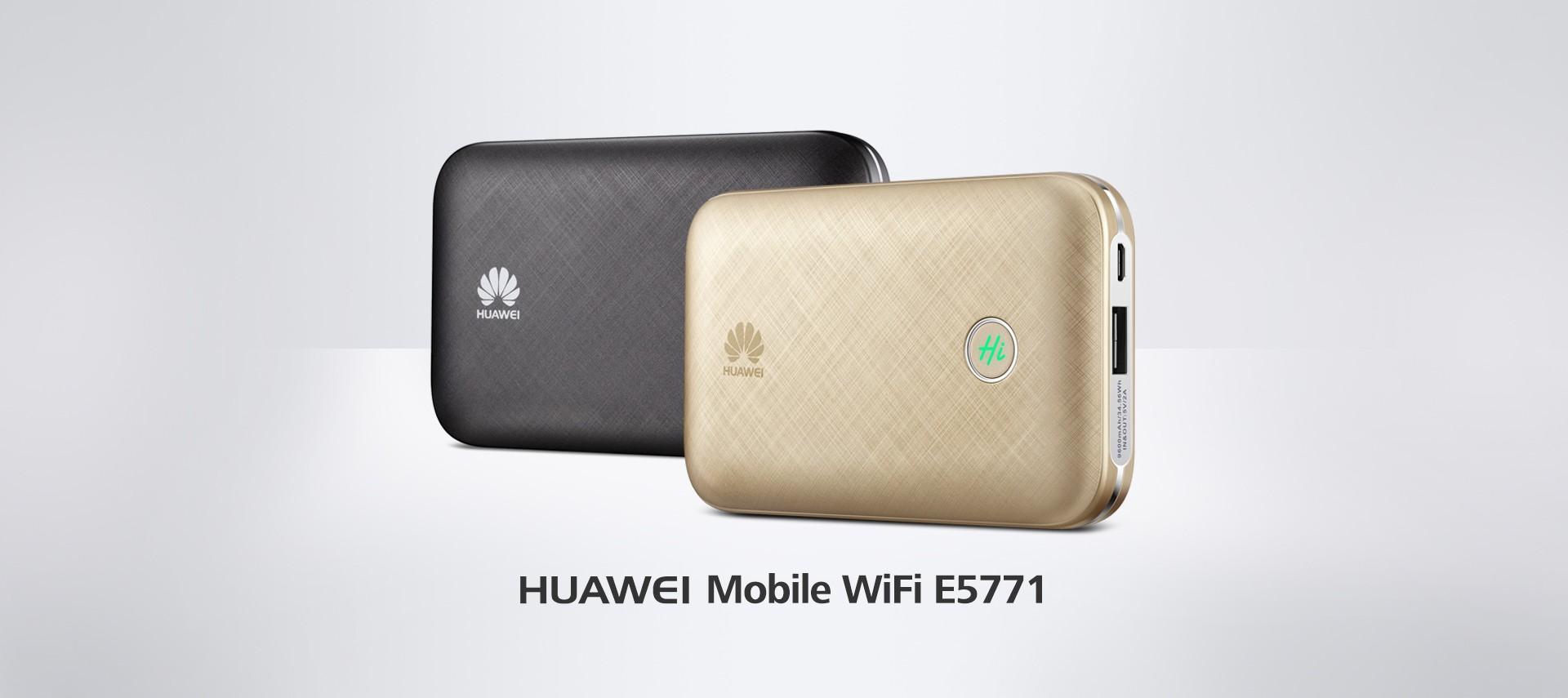E5771, HUAWEI mobile WIFI, mobile-broadband, WIFI dongle | HUAWEI Global