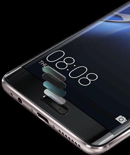 Huawei Mate 9 Pro Wallpapers: HUAWEI Mate 9 Pro, Curved Screen, Dual Camera, Dual SIM