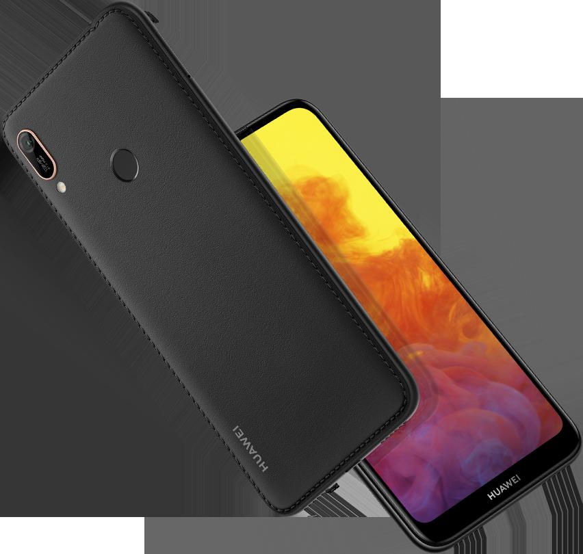 Huawei Y6 2019 Dewdrop Hd Display Unique Colour Shell