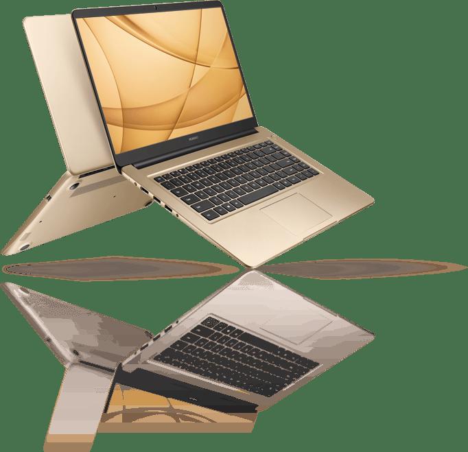 Huawei Matebook D 15 6 Inch Laptop Bezel Less 256gb Ssd 1tb Hdd