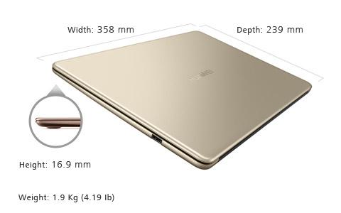 Huawei Matebook D Original Malaysia