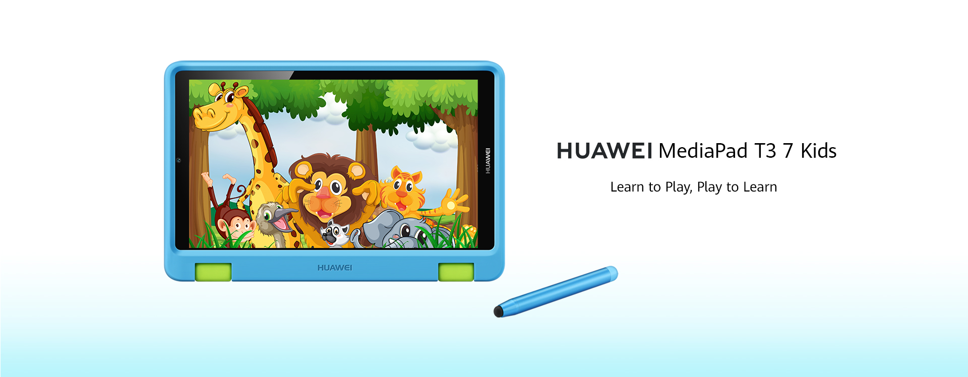 HUAWEI MediaPad T3 7 kids tablet, 3G/WIFI android tablet