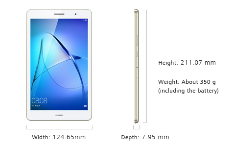 HUAWEI MediaPad T3 specifications | HUAWEI Global