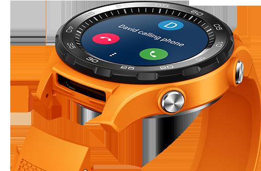 HUAWEI WATCH 2, NFC, Google Assistant, 4G SIM, sport watch
