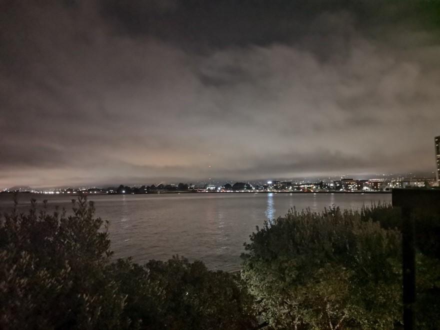 night Mode on huawei p20