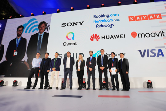 Huawei expands its open ecosystem of premium brand partners Delivery of new services and applications to augment user experience