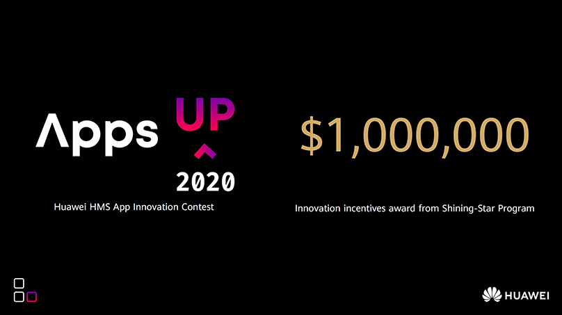 Awards USD1 Million Prize, HUAWEI HMS App Innovation Contest Goes Global!