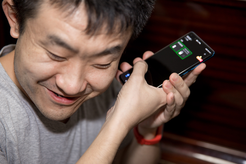 How Huawei Helps the Visually Impaired Help Themselves