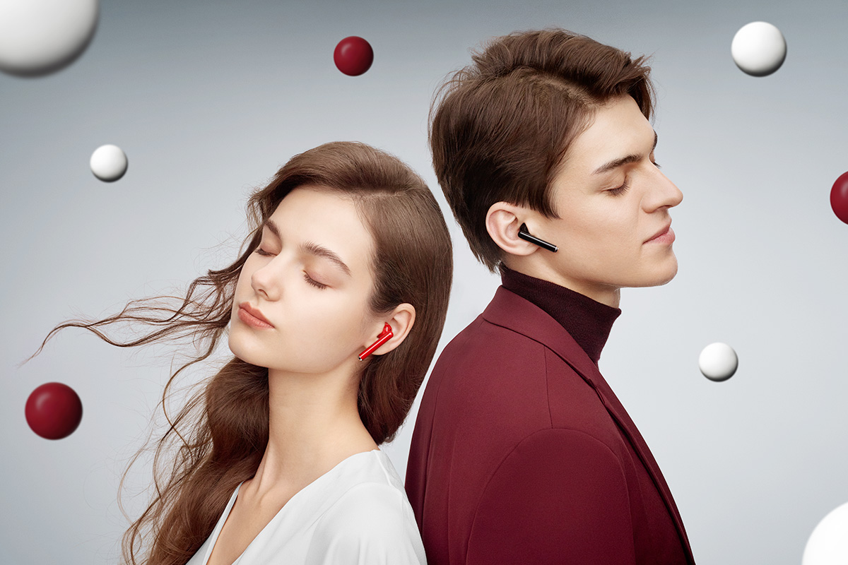 Huawei Launches HUAWEI FreeBuds 3 Red, an Emotive New Colourway to Ignite Passion and Love