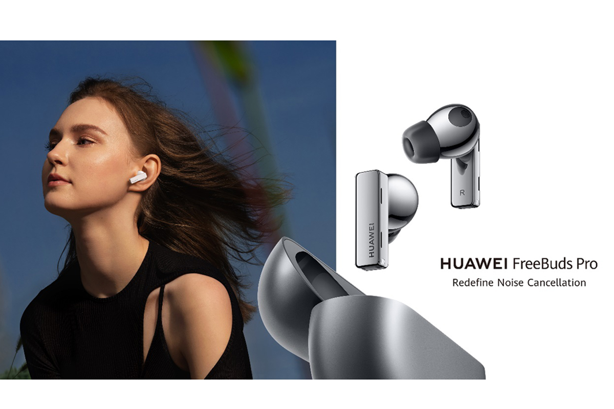 HUAWEI FreeBuds Pro Wins Accolades from Top Global Media Outlets