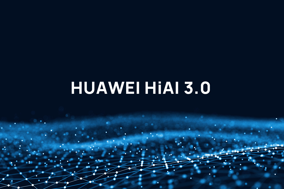HUAWEI HiAI 3.0 Effortless Cross-Device Intelligence