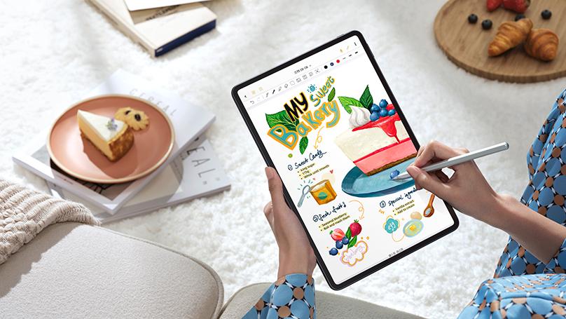 華為發布全新HUAWEI MatePad Pro,讓創意源源不斷