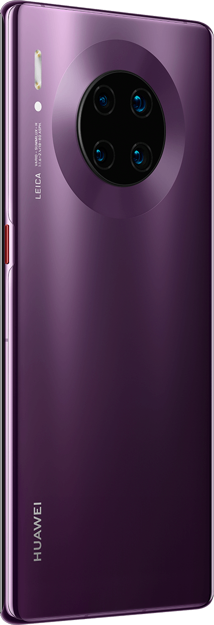 HUAWEI Mate 30 Pro 5G Cosmic Purple Back
