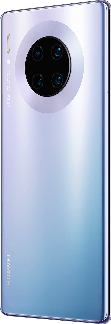 HUAWEI Mate 30 Pro 5G Space Silver Back