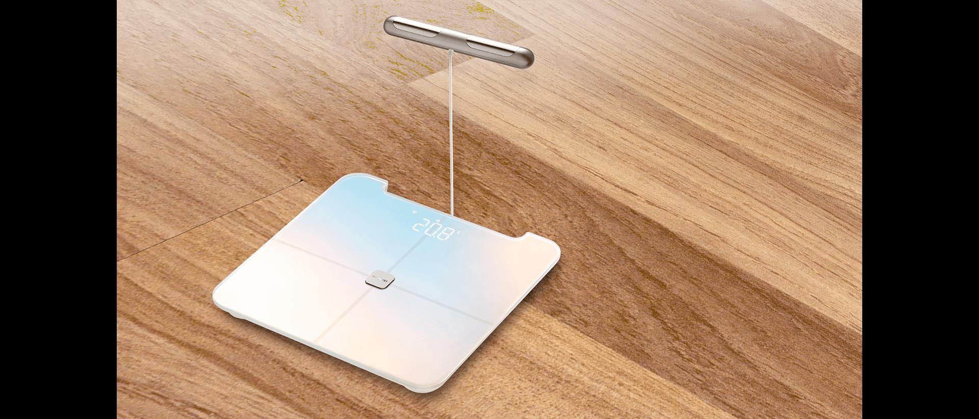 HUAWEI Scale 3 Pro tasarımı