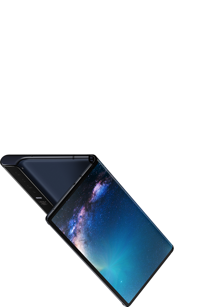Huawei Mate X display