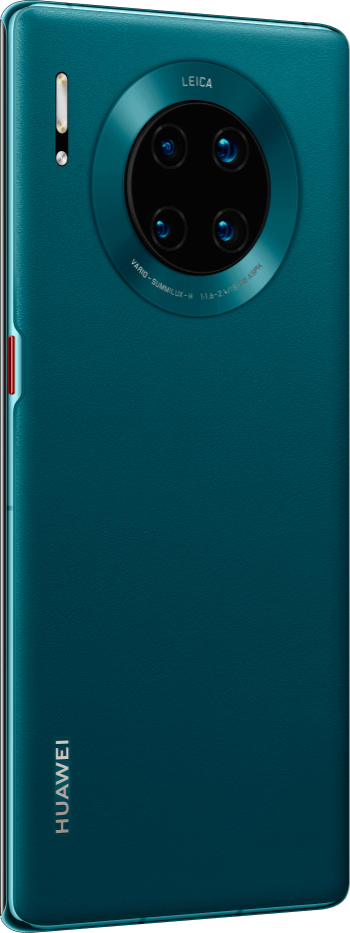 HUAWEI Mate 30E Pro 5G forest green back
