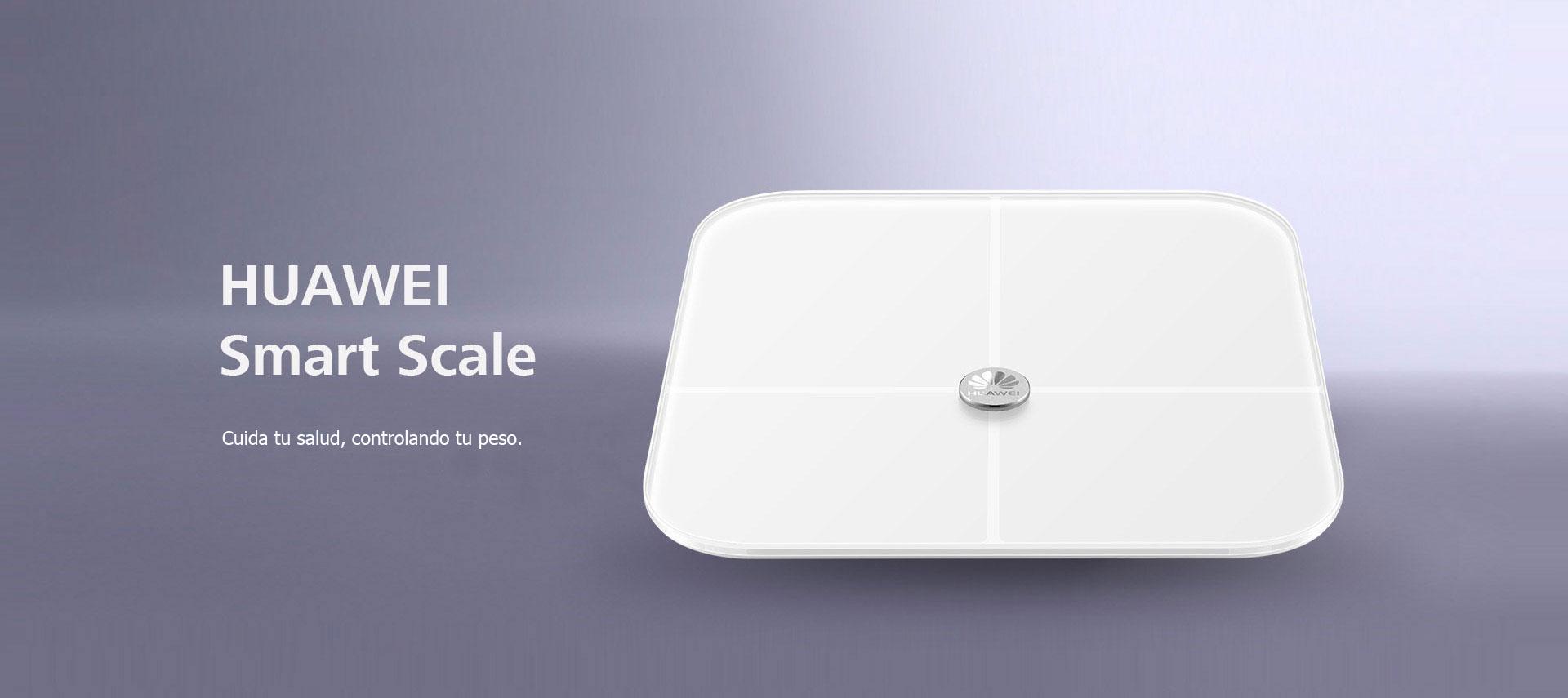 balanza huawei fat body scale