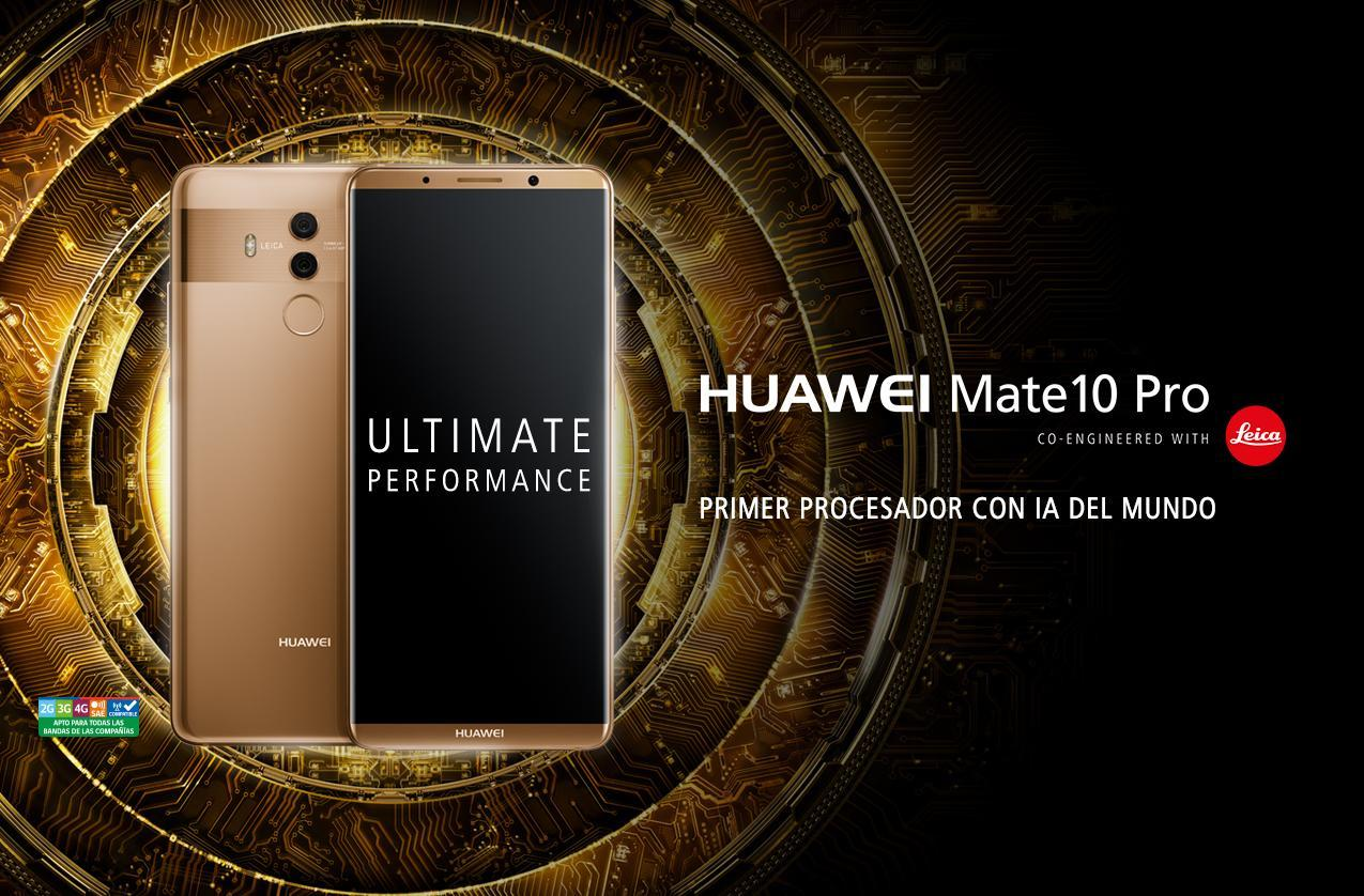 HUAWEI Mate 10 Pro | Android Phone | HUAWEI Chile