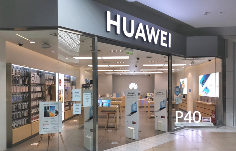 TIENDA HUAWEI MALL COSTANERA CENTER