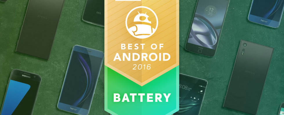 Best of Android 2016: Battery-HUAWEI Mate 9