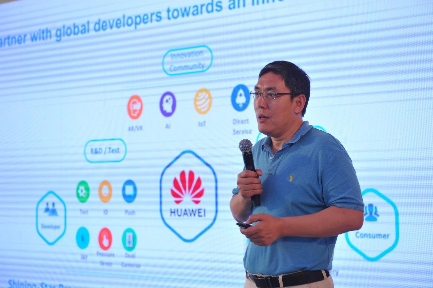 HUAWEI starts on the content journey with VIVENDI GROUP