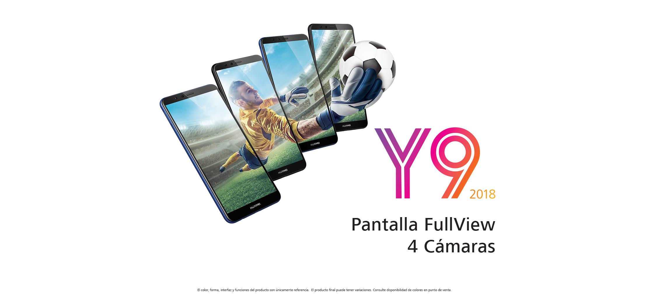 f8b54d02d4c HUAWEI Y9 2018, batería grande, cámara dual, mejor teléfono selfie ...