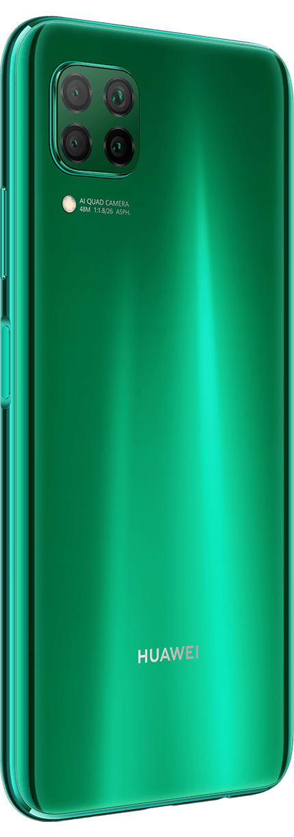 HUAWEI nova 7i Crush Green Back