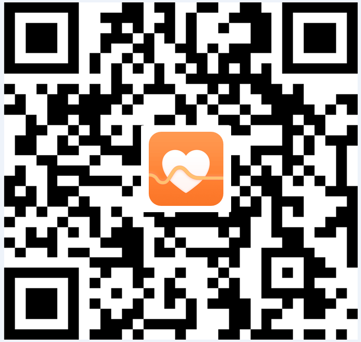 HUAWEI Health Download QR Code