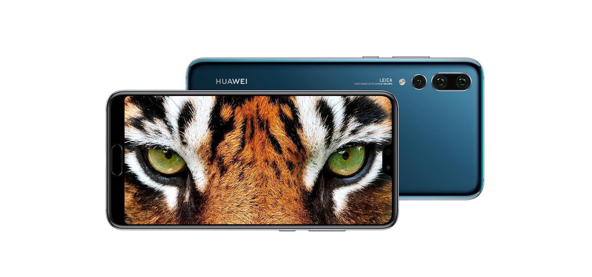 low priced 0f702 e073e HUAWEI P20 Pro Smartphone | Phones | HUAWEI Kenya