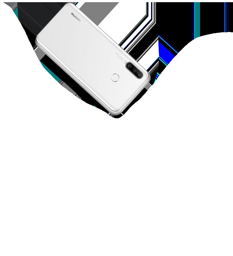 HUAWEI P30 lite, 3D Curved Glass Design, 3D Selfie Camera