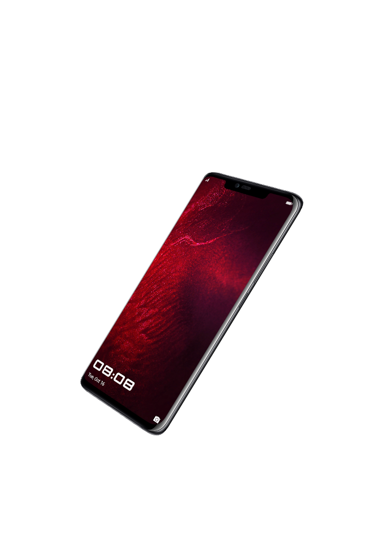 PORSCHE DESIGN HUAWEI Mate 20 RS in-screen fingerprint