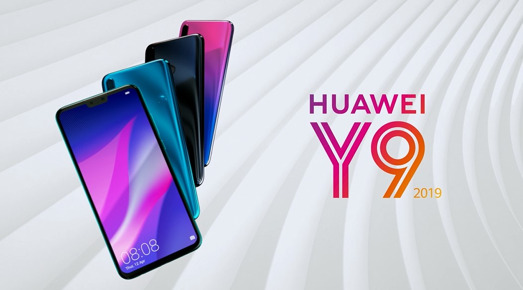 Huawei announces the new prodigy for the young generation: The HUAWEI Y9 2019