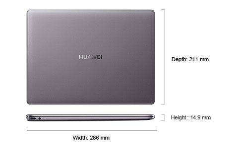 Huawei Matebook 13 2020 Specifications Huawei Oman