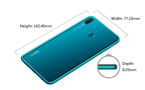 HUAWEI Y9 2019 | Android Phone | HUAWEI Pakistan